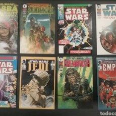 Postales: LOTE DE 8 POSTALES STAR WARS. Lote 133697493