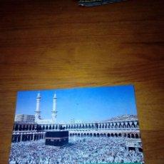 Postales: POSTAL. GREETINGS FROM MAKKAH. C6P. Lote 134366066