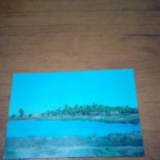 Postales: POSTAL. TAUORGA. LIBIA. VEDUTA DEL LAGHI. . Lote 134369638