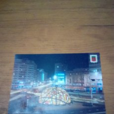 Postales: POSTAL CASABLANCA. PLAZA MOHAMMED V Y AVENIDAA DE LAS F.A.R. . Lote 134370658