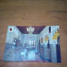 Postales: POSTAL CASABLANCA. RESTAURANTE. SIJILMASA. . Lote 134374386