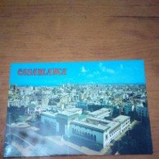 Postales: POSTAL CASABLANCA. VUE PANORAMIQUE.. Lote 134375186