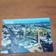 Postales: POSTAL RABAT. AVENUE MOHAMMED V.. Lote 134375274