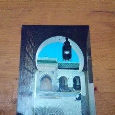 Postales: POSTAL. FES. MOSQUEE KARAOUIYINE IX - XII. . Lote 134375866