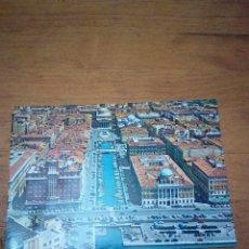 Postales: POSTAL. TRIESTE. VEDUTA AEREA DE CANAL E PONTEROSSO. C6P. Lote 134475946