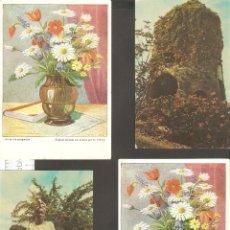 Postales: LOTE 6 POSTALES.. Lote 135450598