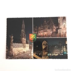 Postales: (CM-06) TARJETA POSTAL CIRCULADA - N°26. SOUVENIR DE BRUXELLES / ED. DEMOL. Lote 137627502