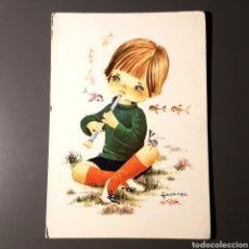 Cartoline: (CM-06) TARJETA POSTAL ESCRITA - SERIE 1134/4. Lote 138065489