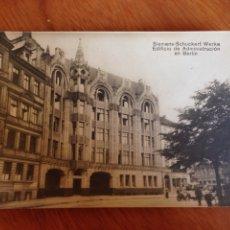 Postales: EDIFICIO DE LA ADMINISTRACIÓN DE BERLÍN. Lote 138814581