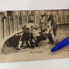 Postales: POSTAL TAURINA. LA PUNTILLA.. Lote 138538814