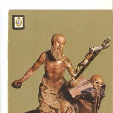 Postales: POSTAL 025086 : SAN GERONIMO. MUSEO DE SALZILLO (MURCIA). Lote 139420040