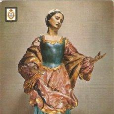 Postales: POSTAL 025092 : LA VERONICA. MUSEO DE SALZILLO (MURCIA). Lote 139440604