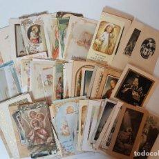 Postales: ESTAMPAS 1º COMUNIÓN ( 178 ESTAMPAS ANTIGUAS Y MODERNAS ). Lote 142397358