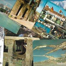Postales: OCASION COLECCION DE MAS DE 130 POSTALES ANTIGUAS SIN CIRCULAR DE CIUDADES Y PUEBLOS DE ESPAÑA. Lote 142475194