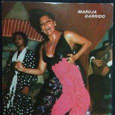 Postales: ANTIGUA POSTAL MARUJA GARRIDO 1977 LOS TARANTOS FLAMENCO BARCELONA DANCE CC03523. Lote 144093330