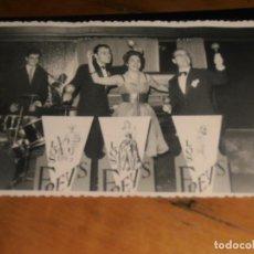 Postales: FOTO POSTAL GRUPO MUSICAL. Lote 144152978