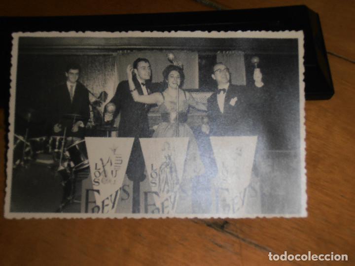 Postales: FOTO POSTAL GRUPO MUSICAL - Foto 2 - 144152978
