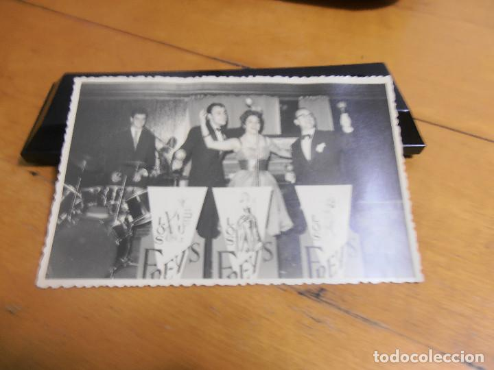 Postales: FOTO POSTAL GRUPO MUSICAL - Foto 3 - 144152978