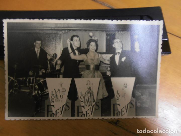 Postales: FOTO POSTAL GRUPO MUSICAL - Foto 4 - 144152978