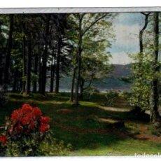 Postales: WARREN NÚM. 78 (PRINTED IN ENGLAND) - PAISAJE - EFECTO PLATEADO. Lote 144237346