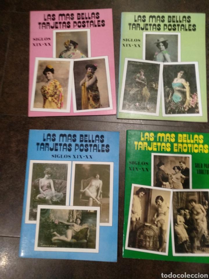 LAS MÁS BELLAS TARJETAS POSTALES S. XIX-XX (Postales - Varios)
