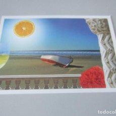 Postales: POSTAL LA TARJETA DEL CORREO PLAYA. Lote 146628890