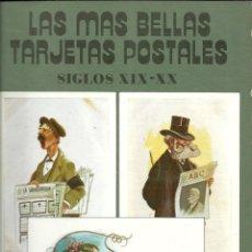 Postales: LAS MAS BELLAS TARJETAS POSTALES SIGLOS XIX -XX. Lote 147259702