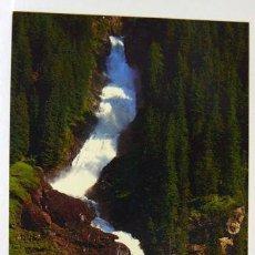 Postales: KRIMMIER WASSERFÄLLE WATERFALL. Lote 147317390