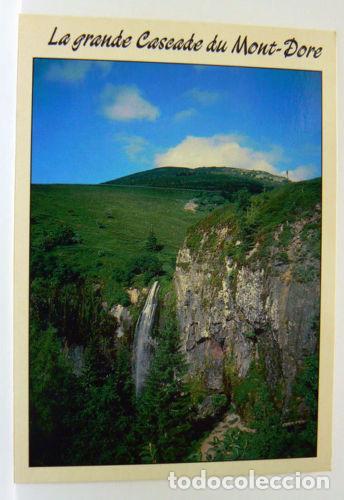 LE MONT DORE - LA GRANDE CASCADE WATERFALL CATARATAS (Postales - Varios)