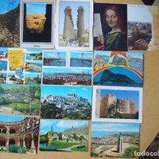 Postales: LOTE 24 POSTALES DEL EXTRANJERO. Lote 148214058