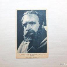 Postales: POSTAL LA PASSIÓ, OLESA DE MONTSERRAT, PERE, SR. BENET MARGARIT. Lote 148433306