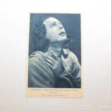 Postales: POSTAL LA PASSIÓ, OLESA DE MONTSERRAT, JOAN, SR. JAUME CANYADELL. Lote 148434178