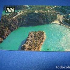 Postales: NUEVA SIERRA DEL MAR LAGO DE BOLARQUE. Lote 148582834