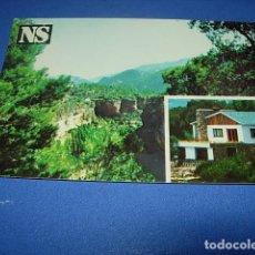 Postales: NUEVA SIERRA DEL MAR LAGO DE BOLARQUE. Lote 148583062