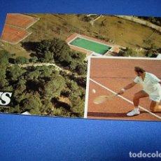 Postales: NUEVA SIERRA LAGO DE BOLARQUE. Lote 148583202