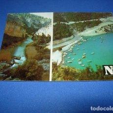 Postales: NUEVA SIERRA LAGO DE BOLARQUE. Lote 148583322