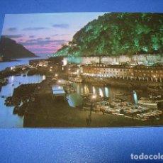 Postales: POSTAL SAN SEBASTIAN - PUERTO DE PESCADORES GALARZA. Lote 148605246