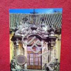 Postales: TUBAL 1998 POSTAL INVITACION PALACIO ARZOBISPAL TEODORO FALCON CAJA SAN FERNANDO SEVILLA. Lote 150819642