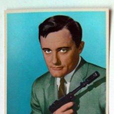 Postales: POSTAL CINE ACTOR ROBERT VAUGHN 1966. Lote 151010638