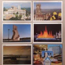Postales: LOTE DE 5 POSTALES DIVERSAS DE PORTUGAL.. Lote 151321737