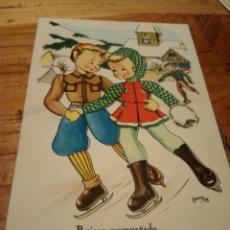 Postales: POSTAL AÑO 1946. Lote 152492740