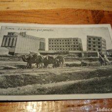 Postales: TUNIS.LA MAISON QUI PENCHE.. Lote 152584644