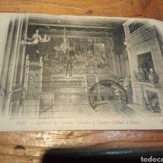 Postales: POSTAL AÑO 1949. Lote 152586545