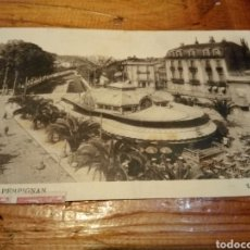 Postales: POSTAL 57 PERPIGNAN AÑO 1943. Lote 152586733