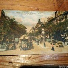 Postales: 152 PARIS CARTE POSTALE. Lote 152587404