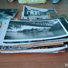 Postales: 100 POSTALES ANTIGUAS CIUDADES ESPAÑA.. Lote 152590394