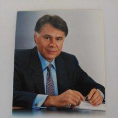 Postales - Postal Felipe Gonzalez - 154554810