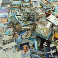 Postales: GRAN LOTE DE POSTALES DE ESPAÑA Y EUROPA. Lote 155236314
