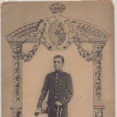 Postales: POSTAL DE S.M. D. ALFONSO XLLL. REY DE ESPAÑA P-MONAR-012. Lote 155913854
