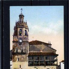 Postales: POSTAL EDITADA POR PURGER & Cº-MÜNCHEN-TITULO RONDA,STA.MARIA LA MAYOR-LEER DESCRIPCIÓN .. Lote 156473546